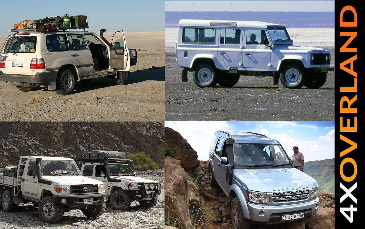 4×4 VEHICLE EQUIPMENT. COMPLETE GUIDE. Full DVD video
