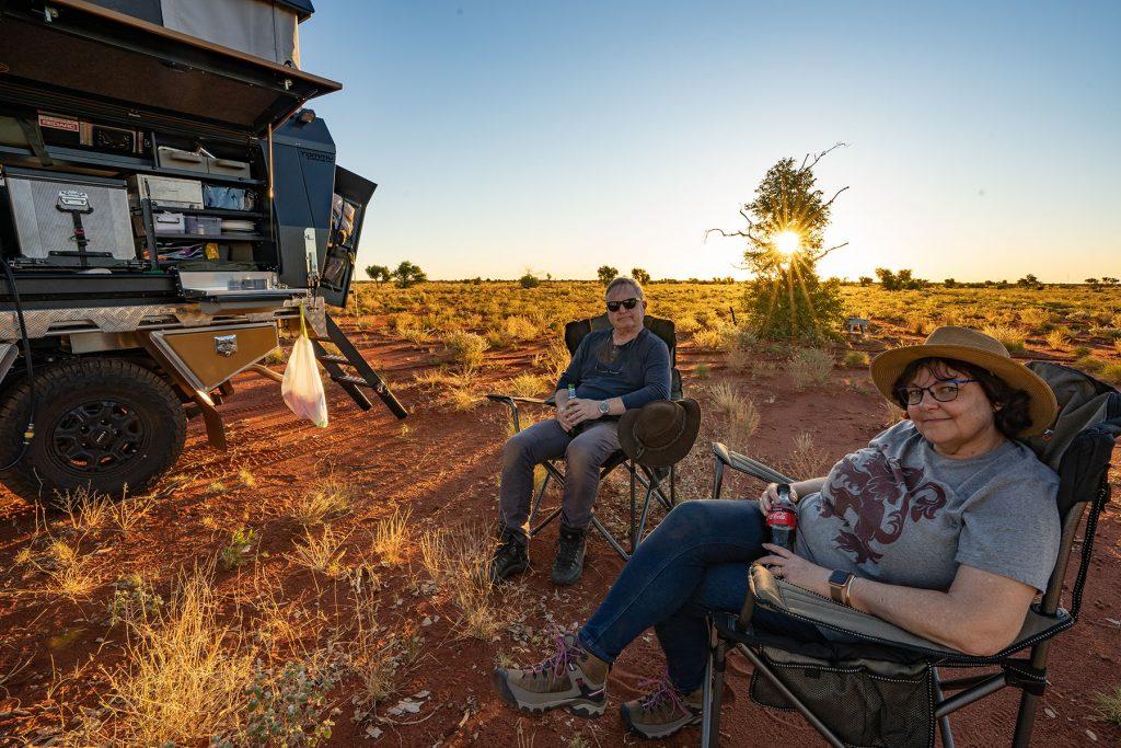 outback australia 4wd