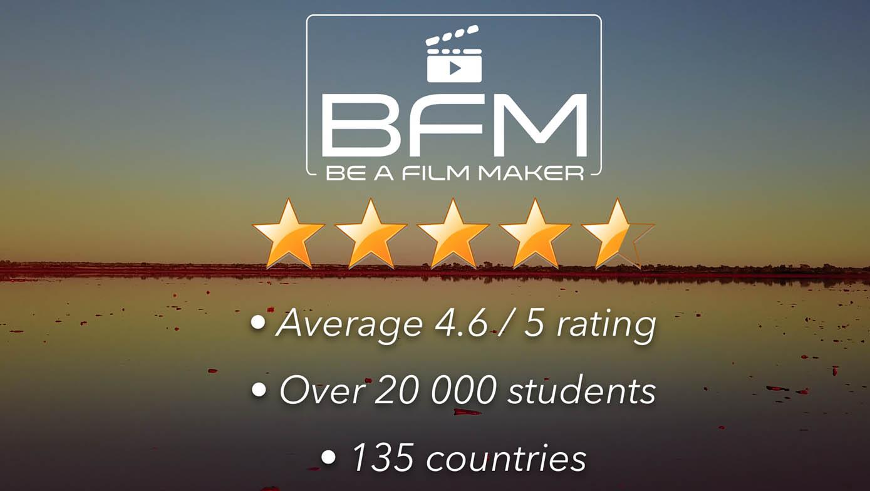 NEW Beafilmmaker. Not just another film school