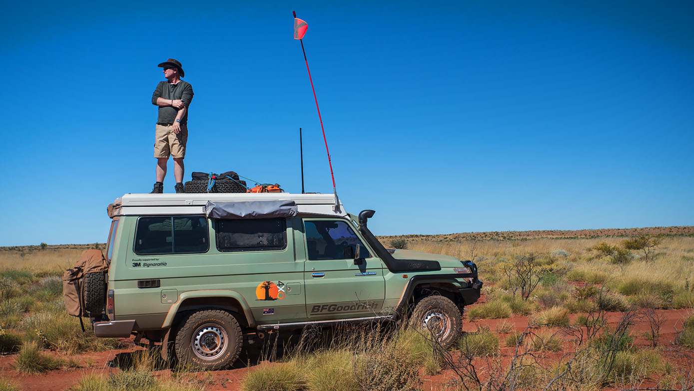 Video Trailer. Canning Stock Route