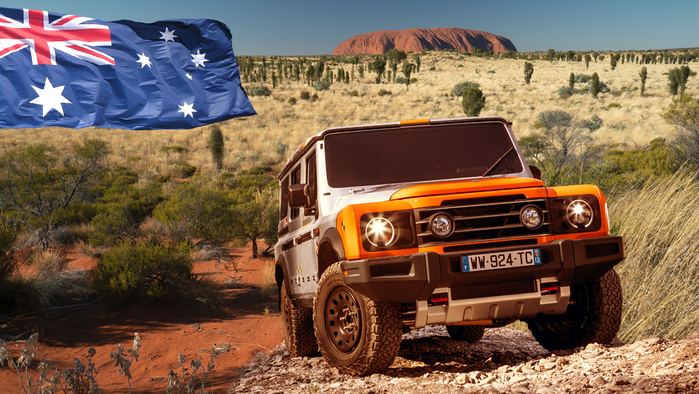 INEOS GRENADIER IN AUS. ALL YOU NEED TO KNOW | 4xOverland