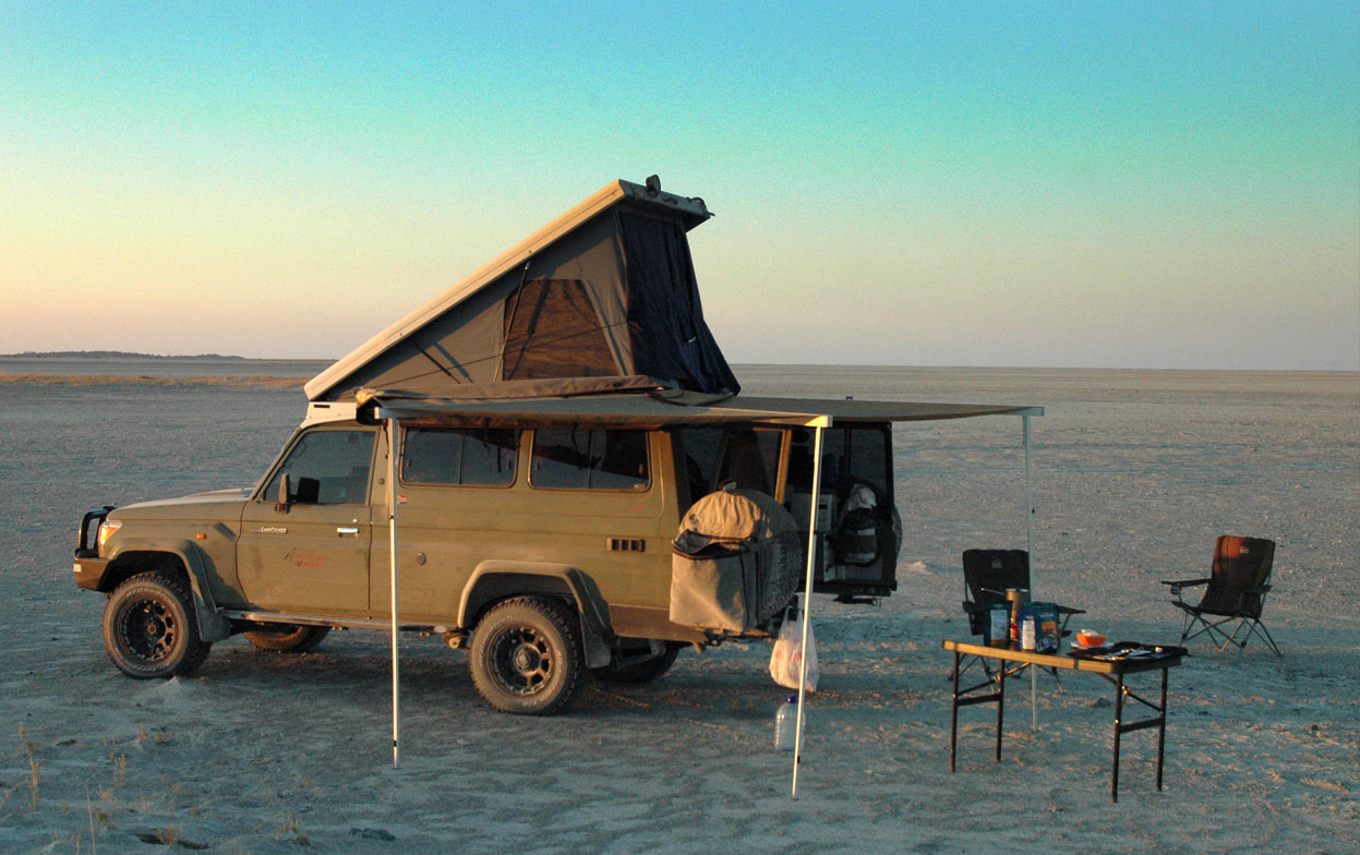 Troopy Ultimate World Land Cruiser