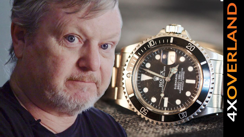 My Rolex Submariner